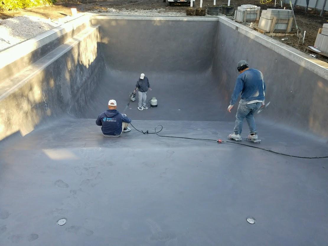 Pool Plaster contractor UT