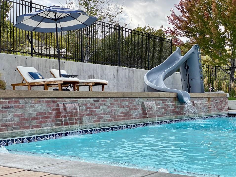 Utah luxury pool builder