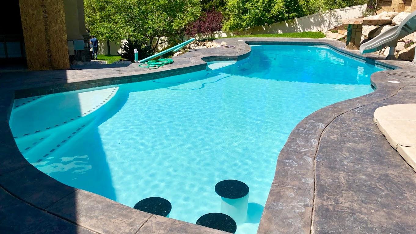 freeform swimming pool 1