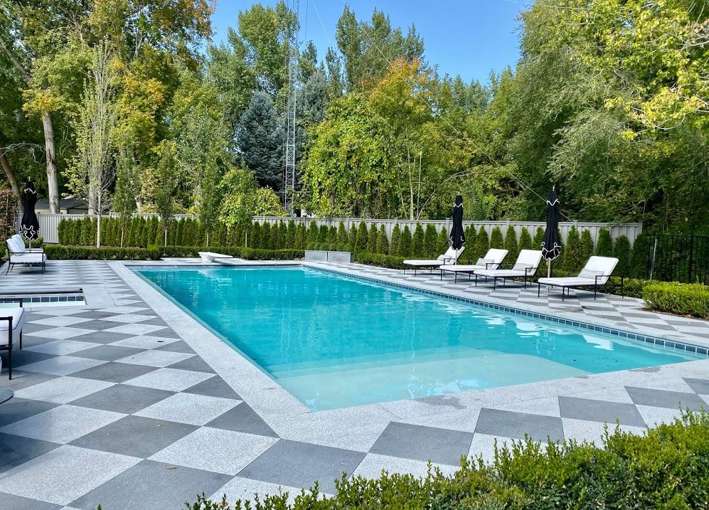 geometric pool 2