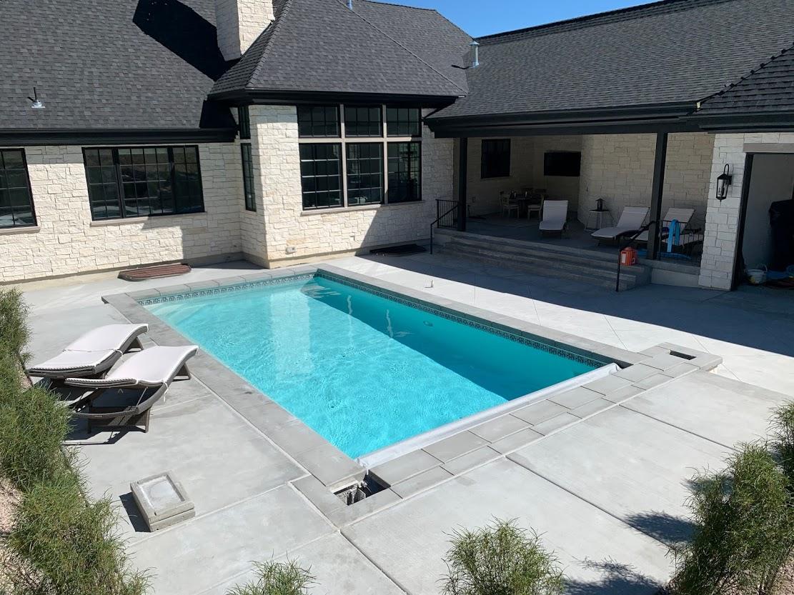 small size pool Utah